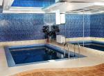Строим бассейн в бане