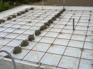 Армирование стяжки