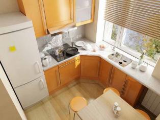 Как сделать из кухни дополнительную комнату