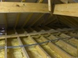 Перекрытия и потолки бани процесс их возведения утепления