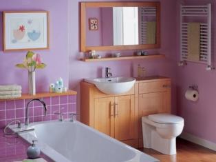 декорирование ванных комнат