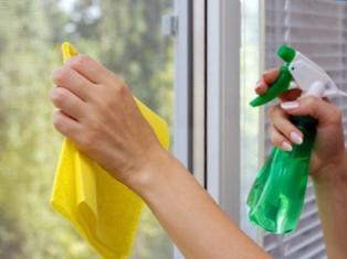 уход за пластиковым окном
