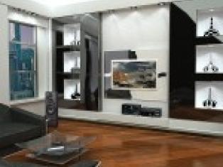 Дизайн вашей гостиной комнаты