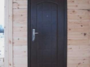 Установка входной двери собственноручно