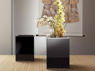 вазы в интерьере
